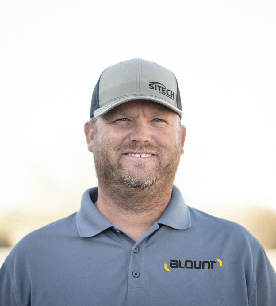 Dave Arnsdorf, Survey Manager at Blount