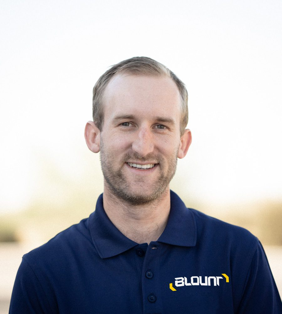 Max Vachon, Project Manager at Blount