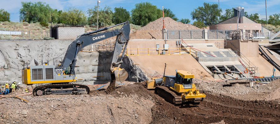 Tempe Downstream Dam Replacement
